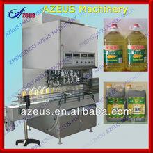 0086-13526551975 The newest design oil filling machine Azeus-8 oil filling production line
