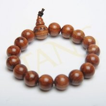 High quality Wooden bead bracelet Handmade Wood Beads Bracelet popular gift