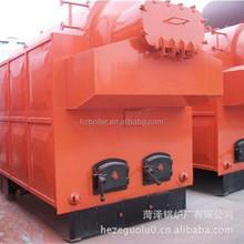 Industrial steam generator wood pellet boiler for sale