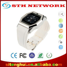 Bluetooth Smart Watch WristWatch TW520 Watch for Samsung S4/Note 2/Note 3 HTC LG Huawei Xiaomi Android Phone Smart phones
