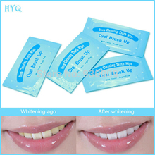 Home Use Deep Cleaning Teeth Wipe Teeth Whitening Finger Brush Oral Brush Up