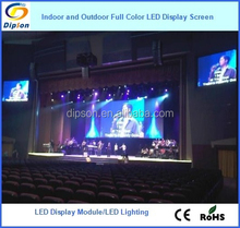 Electronic Components Indoor Die-casting Rental LED Display P6 Rental Video Wall 576mmx576mm