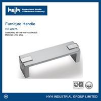 Foshan supplier hot sale furniture handles and knobs / fany zamak furniture handles