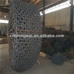 Supply forging KAWASAKI KLD85Z tractor tyre protection chains