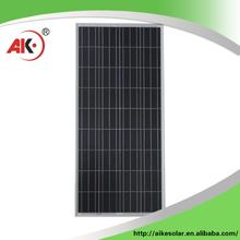High performance new 150W solar panel per watt