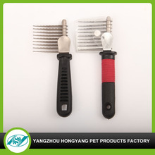 Personalized and dedicated pet stainless steel hair clipper