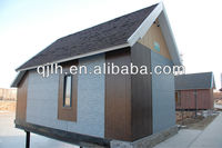 prefabricated wall panels for villa house