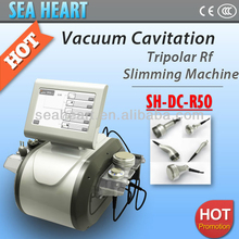 Hot sale 5 in 1 RF cavitation machine with CE