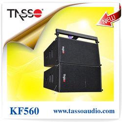 Passive Speaker 2-way line array