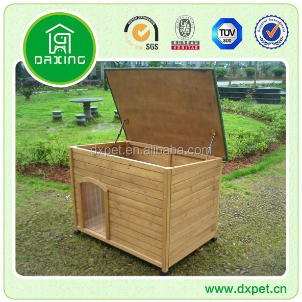 2015 venta caliente barato de madera perrera