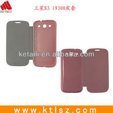 Beautiful leather case for samsung galaxy s3 9300