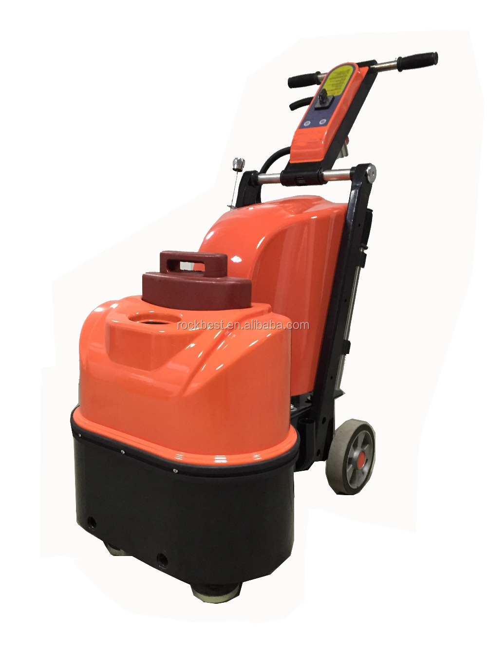 Industrial concrete epoxy floor grinding machine for Industrial concrete floor cleaning machines
