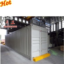 Container Sand Blasting/Peening Room/Booth/Chamber/Cabinet/Equipment