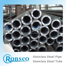 2015 latest 304 stainless steel pipe ,erw steel pipe unit weight in great demand