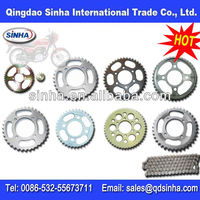 Sprocket chain for brazil motorcycle