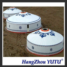 TLP0285 Canvas Tent Mongol Yurt