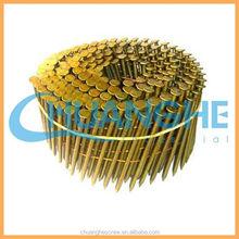 jumbo coil nails/coil framing nails