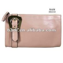 2012 The most popular latest design brand clutch