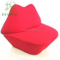 Red lips chair Lips Kiss Chair