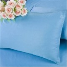 down pillow with polystyrene beads