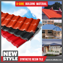 interlocking roof shingles / easy installation roof building material price / environment roof waterproofing