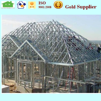 residential houses design steel structure
