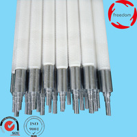 High Refractory Iness and Long Use Life Fused Silica Rollers