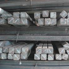 Q195 / q215 / q235 / q275 / 20 # / 45 # / c45 barra quadrada de aço de carbono