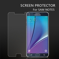 High transparency PET screen protector for Samsung galaxy note 5 Japan material