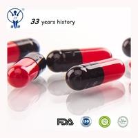 red white capsule pill buying in bulk wholesale healthy gelatin capsules