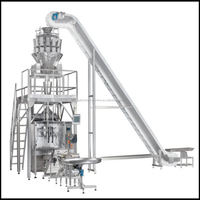 Automatic vertical packing machine for food/peanut/salt/rice/corn/wash powder/Crisps
