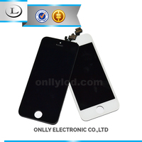 original new high quality for iphone 5 lcd digitizer assembly China Mobile Phone Spare Parts