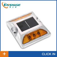 LED aluminum solar road stud