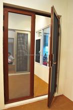 safety mesh screen aluminum window and door