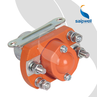 Saipwell Brands Single Phase Electrical Magnetic DC Contactor for UPS