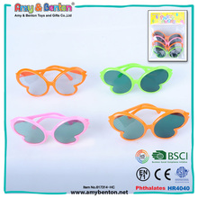 2015 educational toys copies colored plastic sunglasses