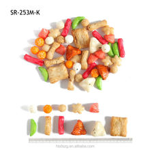 BRC healthy snacks and mixed rice cracker