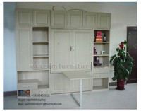 Discount buy a murphy bed non brand double size with couch vanrom furniture