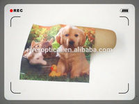 Custom Silk Logo Printed Microfiber Eyeglasses Cleaning Cloth Supplier