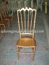 Gold Wedding Vip Chair