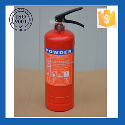 1kg/2kg car fire extinguisher mini for LEBANON market with ISO approve