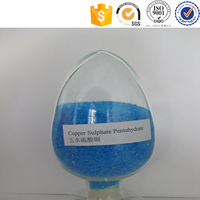 Agriculture Grade Copper Sulphate Chemical Name for CuSO4