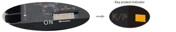 Tmc7cx H7cx Tmcon 6 Digit 48 48mm Lcd Display Intelligent