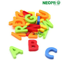 Children early educational toys magnetic alphabet letters numbers
