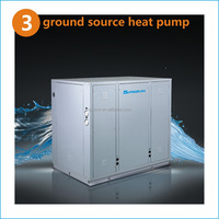 Copeland R410A compressor, high COP water source heat pump with underground water source