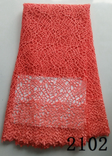 African lace fabric importer african guipure lace fabric 2102 peach eyelash lace fabric