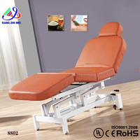 Korea massage bed/electric beauty facial bed/cosmetic electric facial bed KM-8802