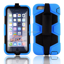 For Apple iPhone 6 high impact rugged shockproof cover with belt clip