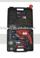 combined impact drill kit
