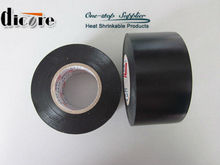 black electrical tape / vinyl material insulation tape alternative for 33+ /electric insulation